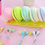 Навушники Macarons Reet МС-124, навушники макаронс, макаруни, фото 2