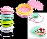Навушники Macarons Reet МС-124, навушники макаронс, макаруни, фото 3