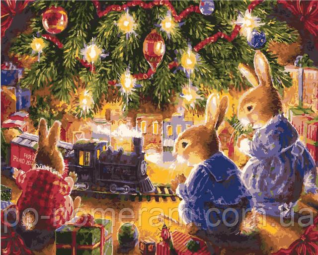 Картина Рождественские подарки