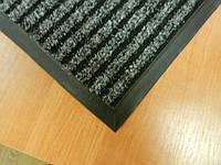 Грязезащитный коврик черный 460х570 мм