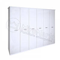 Шкаф Прованс 6Д без зеркала Миро-Марк