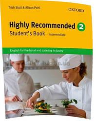 Английский язык / Highly Recommended 3rd edition / Students Book. Учебник, Intermediate / Oxford