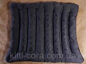 Ортопедическая подушка для спины или сидения с гречневой шелухой.