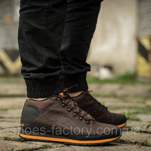 Фото на ноге New Balance 754 BYОригинал