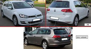 Зеркала для Volkswagen Golf VII 2013-