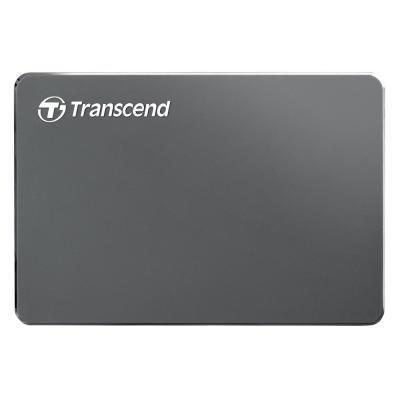 Внешний жесткий диск 2.5 1TB Transcend (TS1TSJ25C3N)
