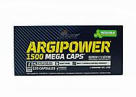 Аргинин Olimp Argi Power 1500 Mega Caps 120 к