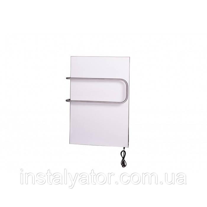 Керамический полотенцесушитель DIMOL Mini 07 (600x400х12, 270Вт, 10кг, без управления, рейлинги трубчатые)