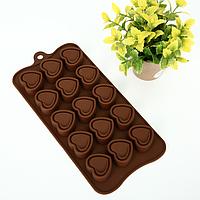 Силиконовая форма для конфет YH-417  арт. 822-15A-16