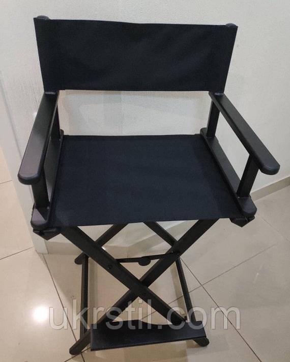 Складной стул для визажа Lilac