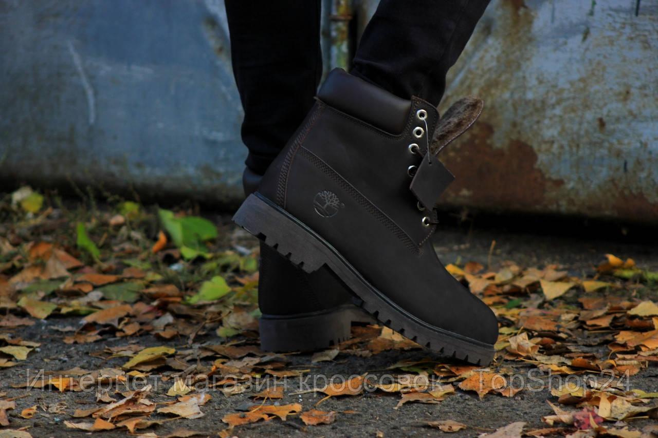 Ботинки Timberland Boots (реплика А+++ )