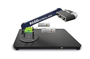 Система OneClick – новая концепция автоматизированного контроля от компании FARO