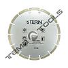 Диск алмазный сегментный STERN 115x7x22.23