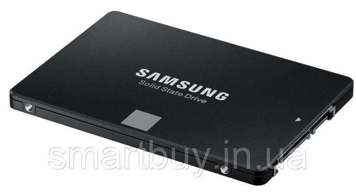 SSD накопичувач SAMSUNG 860 EVO SATA3-76E250B 500Gb (гарантія 12 місяців)