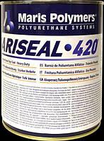 Защитное финишное покрытие для гидроизоляционных мембран Mariseal 420 10 кг (белое, красное)