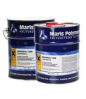 Жидкая гидроизоляционная мембрана холодного нанесения Mariseal 600 20+20 кг (черная)