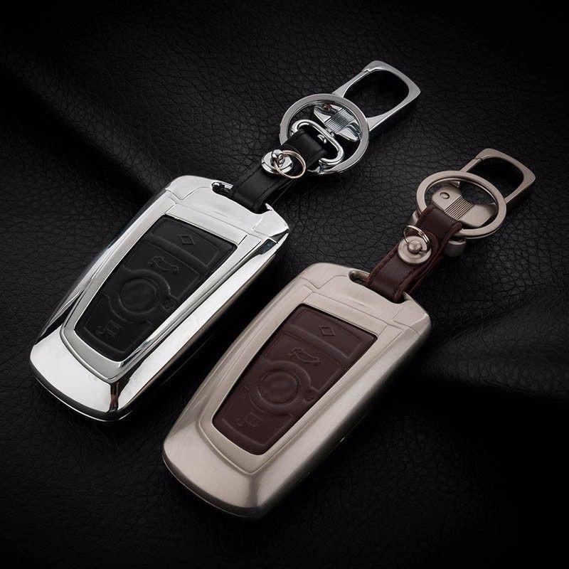 Металлический чехол для ключа BMW 1,2,3,4,5,6,7,8,I3,I8,m1,m2,m3,m4,m5 m6,x1,x2,x3,x4,x5,x6,Z4,F10,15,20,30,48