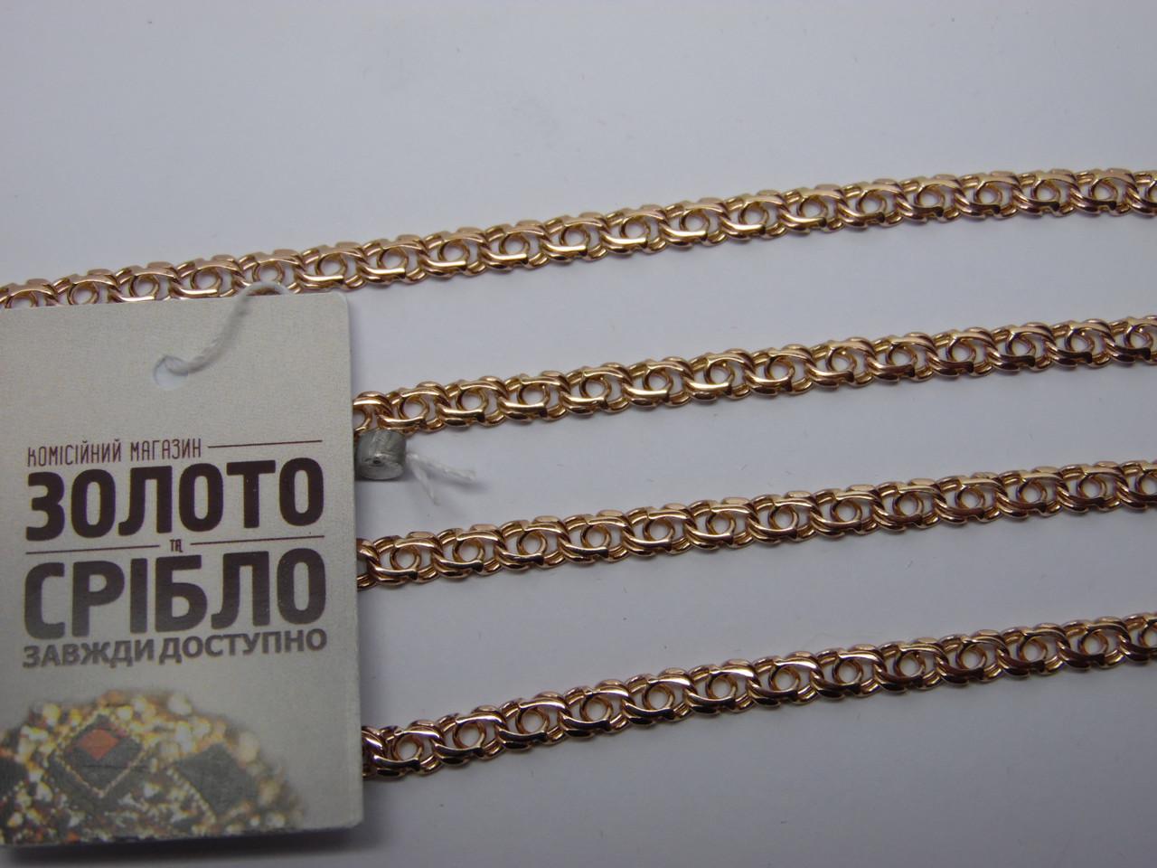 ac193710c122 Цепь золотая, вес 17,28 грамм, 58 см., цена 16 416 грн., купить Київ ...