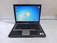 Ноутбук Dell D630 2 ядра/2 Гб ОЗУ/ 80 Гб HDD