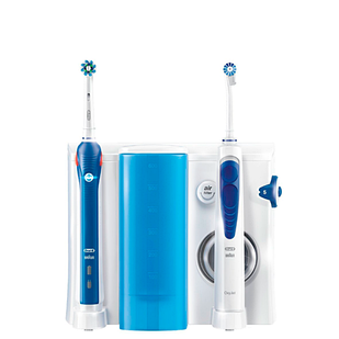 Електрична зубна щітка і Іригатор Braun Oral-B OC20.535.3x OxyJet 3000 Professional Care
