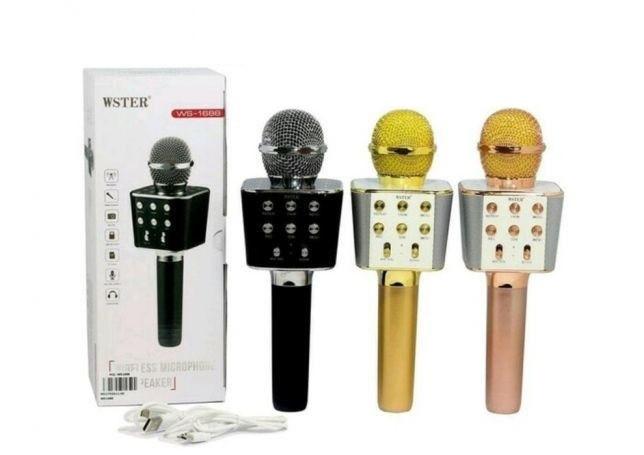 Микрофон DM Karaoke WS1688
