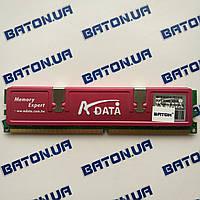 Игровая оперативная память MIX Adata DDR2 1Gb 800MHz PC2 6400U CL5 (ADQVE1A16 / HYQVE1A16) Б/У, фото 1