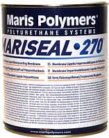 Жидкая гидроизоляционная мембрана холодного нанесения Mariseal 270 15 кг (белая, серая)