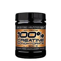 Креатин Scitec Nutrition 100% Creatine monohydrate 300 г