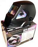 Маска сварщика с автоматическим светофильтром ADF 600S, фото 3