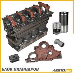Двигатель (блок цилиндров)