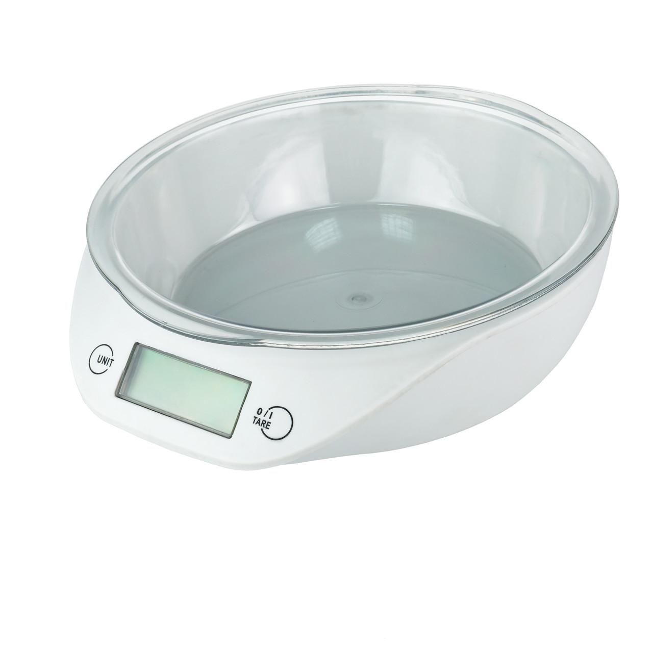 Кухонные электронные весы до 5 кг - Зимняя распродажа