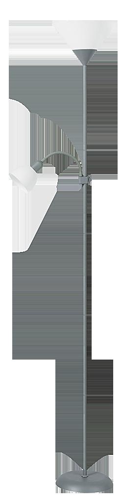 Торшер Rabalux Action 4028 Е27 1х100Вт пластик/металл