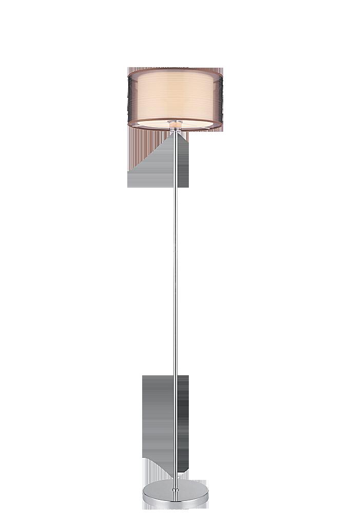 Торшер Rabalux Anastasia 2633 Е27 1х60Вт серебро/металл