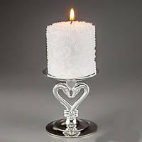 Подсвечник Два лебедя, Небесний ліхтарик у формі серця, Свадьба
