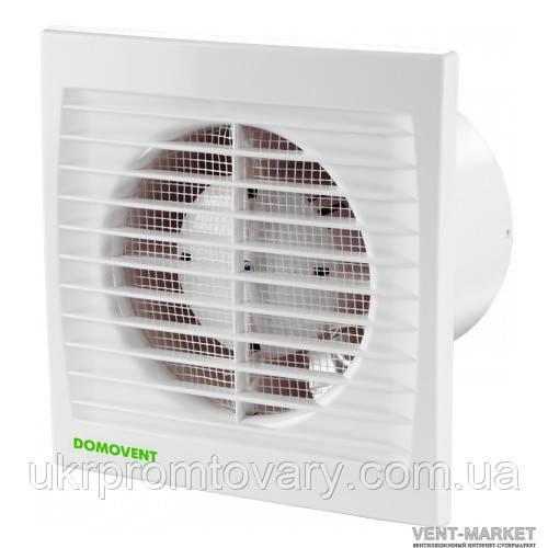 Настенный и потолочный вентилятор Домовент 125 С1В купить в Киеве склад