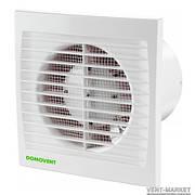 Настінний і стельовий вентилятор Домовент 125 С1В купити в Києві склад