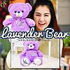 "Лавандовый мишка (без запаха) - ""Lavender Bear"" - 37 х 20 см!"