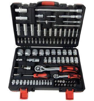 Набор инструментов Haisser 94 ед.  70016