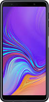 Смартфон Samsung Galaxy A7 2018 4/64Gb (SM-A750FZKUSEK) Оригинал Гарантия 12 месяцев, фото 2