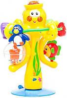 Іграшка на присоску - МУЗИЧНИЙ ВОСЬМИНІГ світло, звук