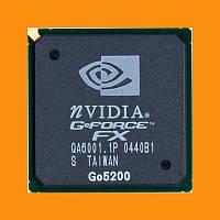 Микросхема nVidia GeForce FX Go5200