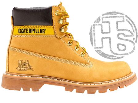 Мужские ботинки Caterpillar Colorado Boot Winter Yellow (с мехом) 89733, фото 2