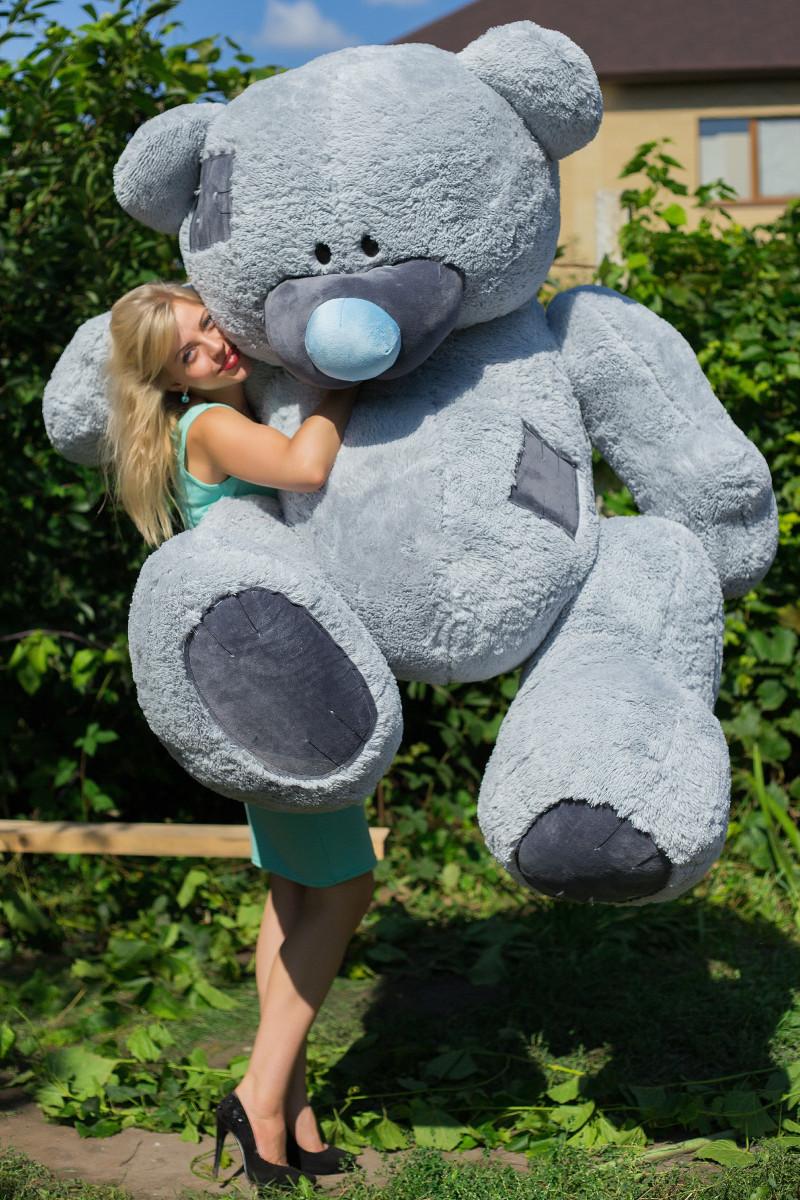 Плюшевый мишка Тедди 240 см