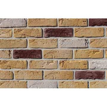 Облицовочная плитка Loft Brick Тоскана Темно-коричневый с солью 210x65 мм  Бренд: Loft Brick Формат: NF , фото 2