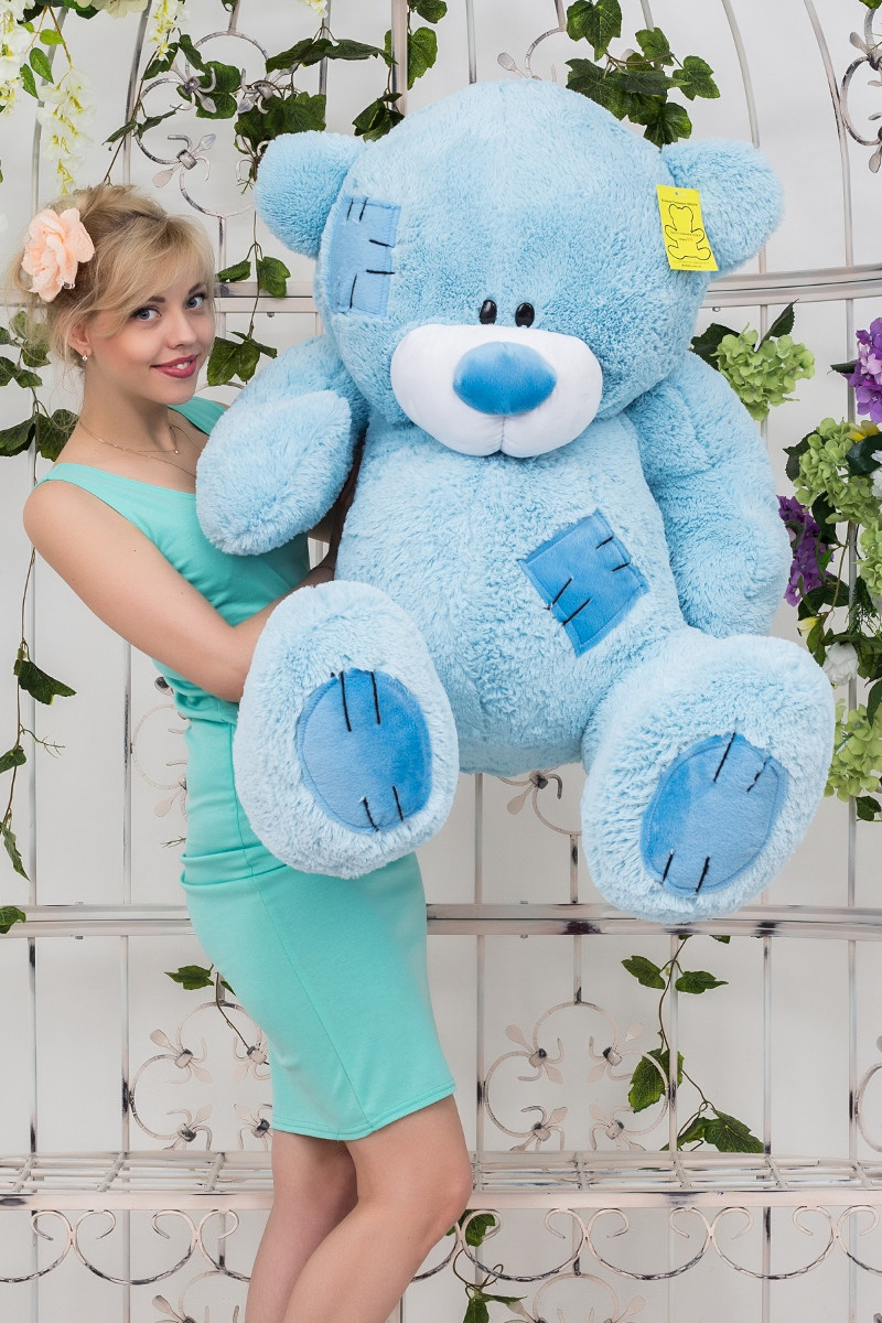 Плюшевый мишка Тедди 150 см
