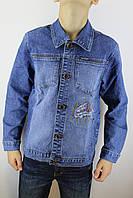 Пиджак джинсовый подростковый  60081