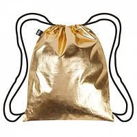 Рюкзак Loqi Metallic Gold
