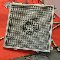 Канализационный трап 500*500 из нержавеющей стали , фото 1