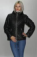 Куртка женская демисезонная в 2х цветах КС-3 размеры 40-76, фото 1