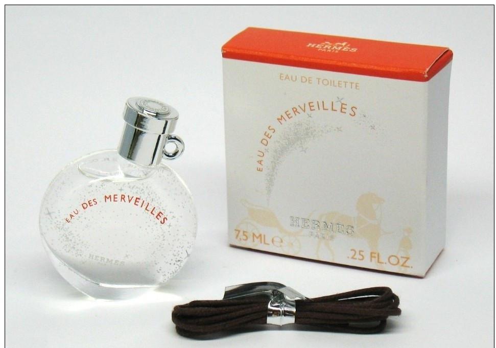 купить Hermes Eau Des Merveilles Women Set кулонленточки Mini 75